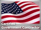 Certified Government Contractor